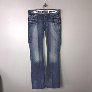Silver Jeans Woman's Size 29 Color Blue